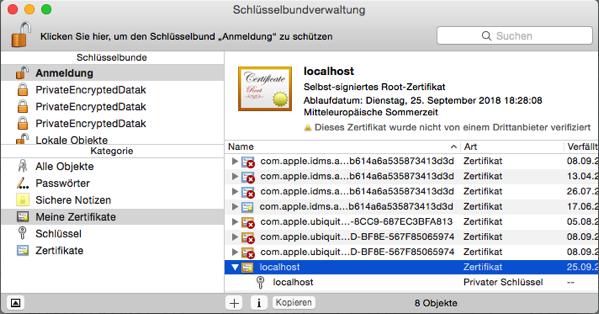 schluesselbundverwaltung-localhost